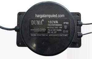 Transformer Lampu Kolam 160-300 Watt