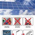 PJU Solar Integrated All In One 12 Watt