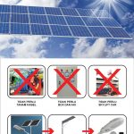 PJU Solar Integrated All In One 50 Watt