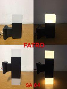 Lampu dinding LED Outdoor SA-84