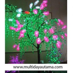 Lampu LED Pohon 3
