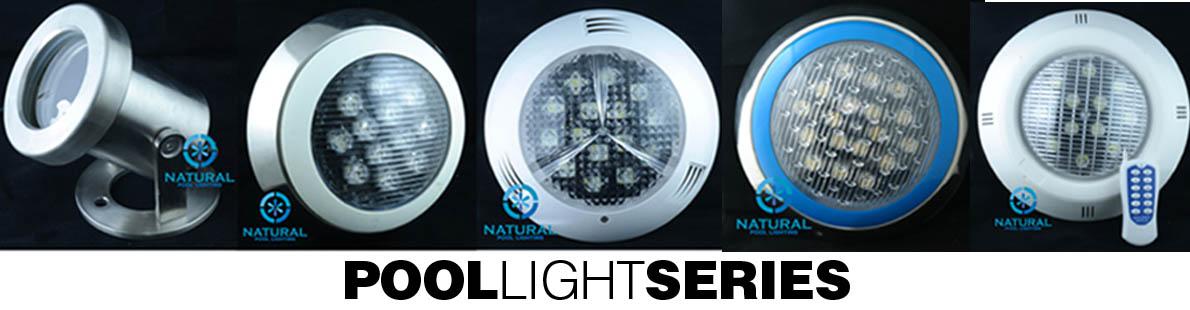 Jual lampu kolam renang LED - Underwater Light