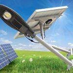PJU Solar Cell 20 Watt