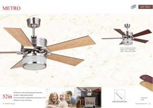 JUAL CEILING FAN METRO