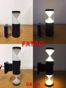 Lampu dinding LED Outdoor SA-86