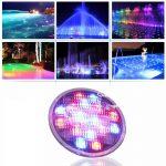 LAMPU KOLAM RENANG SMD LED PAR56 54W