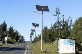 Jual lampu PJU tenaga surya