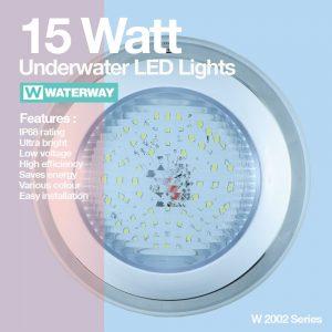 Lampu Kolam Ikan W2002 15 watt