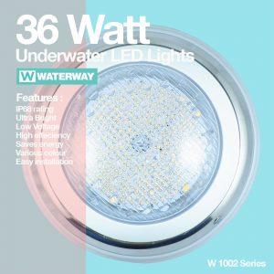 Lampu kolam renang LED 36 Watt