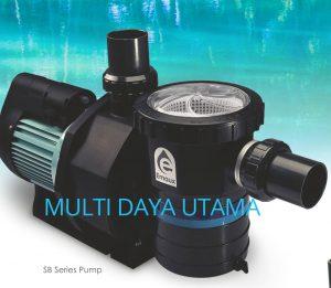 Pompa kolam renang Emaux SB Series