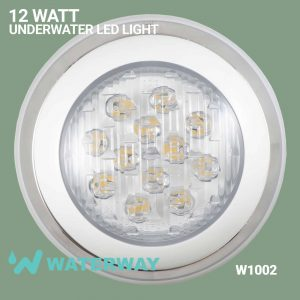 Lampu Kolam Renang LED W1002 12 Watt
